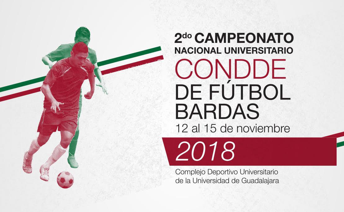 """Campeonato Nacional Universitario de Fútbol Bardas"""