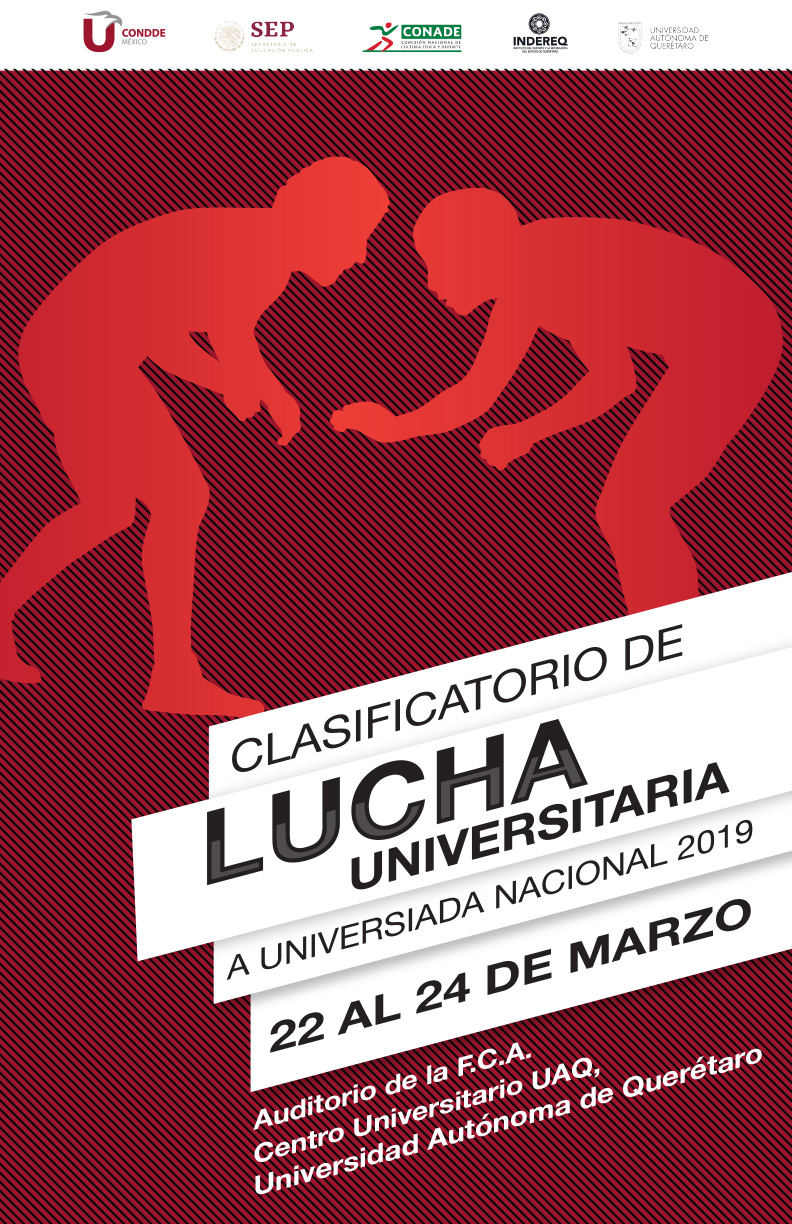 Clasificatorio de Lucha Universitaria